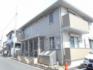 埼玉県入間郡毛呂山町中央3丁目の賃貸アパート