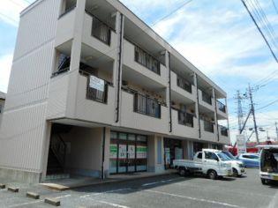 埼玉県北本市東間7丁目の賃貸マンションの外観