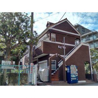 埼玉県鶴ヶ島市大字藤金の賃貸アパートの外観