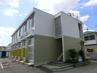 埼玉県行田市佐間3丁目の賃貸アパート