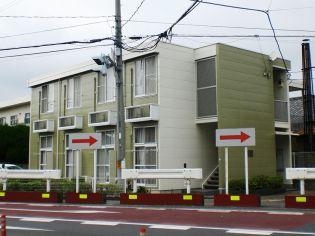 埼玉県行田市桜町2丁目の賃貸アパート