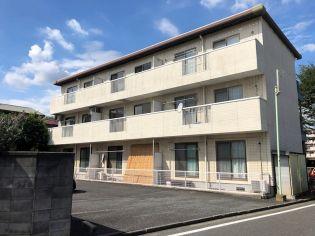 埼玉県坂戸市溝端町の賃貸アパート
