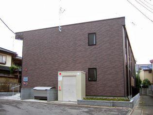 埼玉県坂戸市元町の賃貸アパート