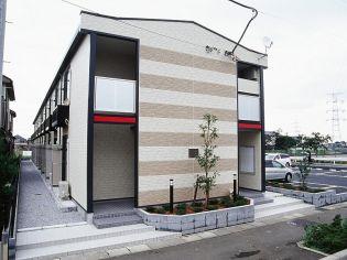 埼玉県鶴ヶ島市新町2丁目の賃貸アパート