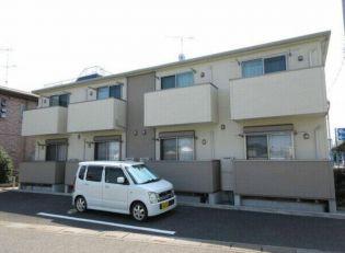 埼玉県東松山市元宿1丁目の賃貸アパート
