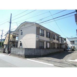 埼玉県坂戸市伊豆の山町の賃貸アパート