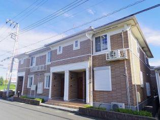 埼玉県東松山市あずま町1丁目の賃貸アパート