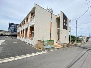埼玉県東松山市箭弓町1丁目の賃貸アパート