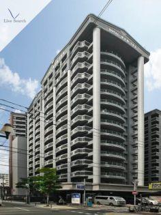 ロイヤル渡辺通 8階の賃貸【福岡県 / 福岡市中央区】