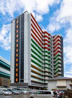 ORIENT BLD(オリエントビルド)No.103 4階の賃貸【福岡県 / 福岡市博多区】