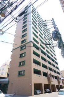 ラ・ペール・モリ 5階の賃貸【福岡県 / 福岡市中央区】
