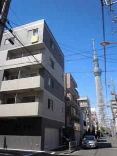 スカイレジテル 4階の賃貸【東京都 / 墨田区】