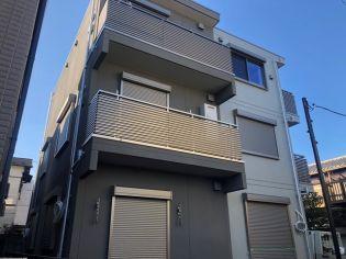 カーサ新高円寺[302号室]の外観