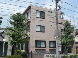 ブランルージュ日野 3階の賃貸【東京都 / 日野市】