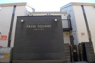 PATIO SQUARE[0202号室]