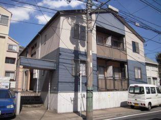 神奈川県横浜市鶴見区東寺尾5丁目の賃貸アパート