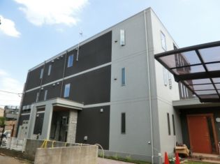 I・Plum新川崎[0101号室]の外観
