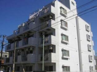 ライオンズマンション南橋本第2[3階]の外観