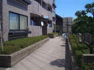 リバティ4[4階]の外観
