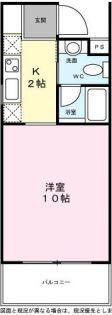 FULL HOUSE[1階]の間取り