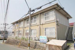 プティハイム 2階の賃貸【福岡県 / 宗像市】