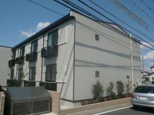 埼玉県上尾市大字平塚の賃貸アパートの外観