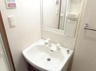 フォレストヒルズの洗髪洗面化粧台