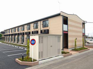 埼玉県加須市北小浜の賃貸アパート