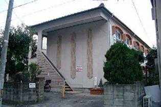 相戸コーポ 2階の賃貸【福岡県 / 福岡市中央区】