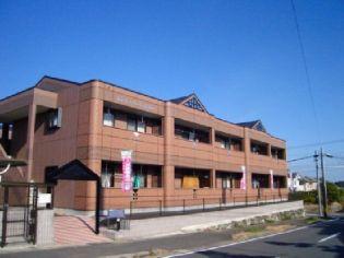 サンプレイス横山B[1階]の外観