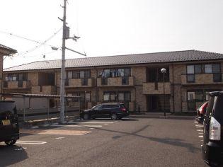 滋賀県栗東市綣5丁目の賃貸アパートの画像