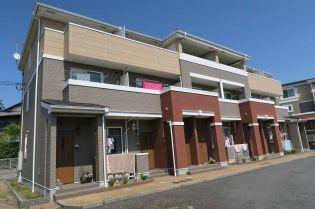 滋賀県草津市追分5丁目の賃貸アパートの画像