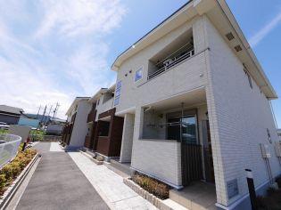 滋賀県湖南市三雲の賃貸アパートの画像