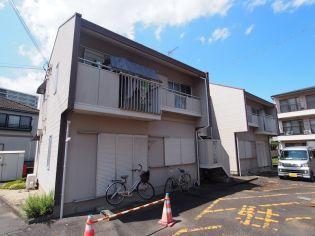 滋賀県守山市浮気町の賃貸アパート