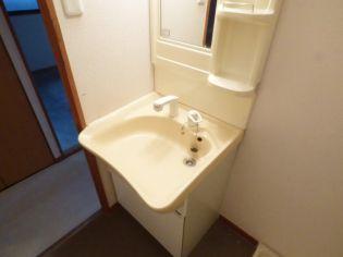 人気の独立洗面台も完備。