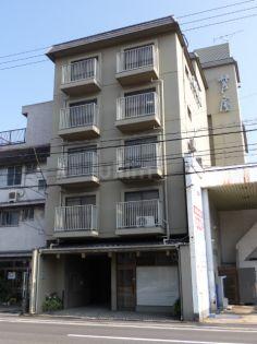 芦屋マンション 5階の賃貸【京都府 / 京都市下京区】