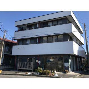 埼玉県草加市瀬崎7丁目の賃貸マンションの外観