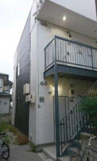 1R・竹ノ塚 徒歩23分・フローリング・バス・トイレ別の賃貸