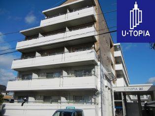 U・TOPIA 59 (自社運営・管理) 1階の賃貸【岐阜県 / 岐阜市】