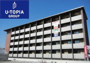 U・TOPIA LAND 4階の賃貸【岐阜県 / 岐阜市】