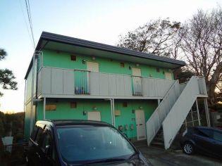 グリーンパレス 2階の賃貸【神奈川県 / 横浜市神奈川区】