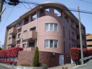 サザンヒルズ新横浜[205号室]の外観