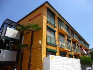 タウンハウス日吉C[1階]の外観