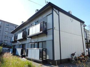 二俣川コアA[203号室]の外観