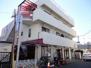 メゾンヨコヤマ[202号室]の外観