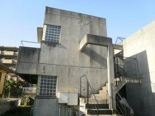 カレッジハイツ西竹之丸[202号室]の外観