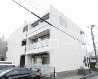 神奈川県大和市中央3丁目の賃貸アパート