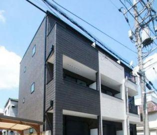 東京都練馬区練馬1丁目の賃貸アパート