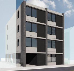 1R・新板橋 徒歩4分・インターネット対応・即入居可の賃貸