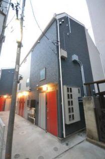 東京都板橋区熊野町の賃貸アパート
